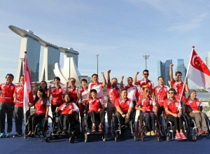 Team Singapore Flag Presentation_20160709_YLEE_20