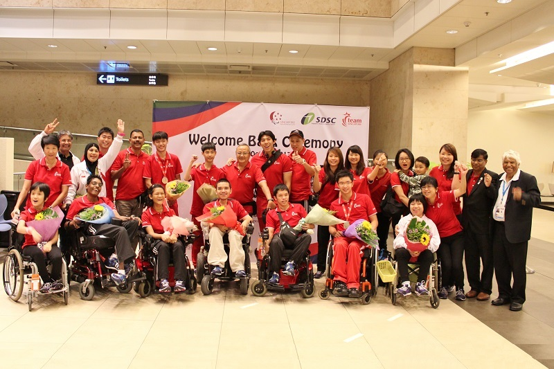 3ND ASIAN YOUTH PARA GAMES 2013