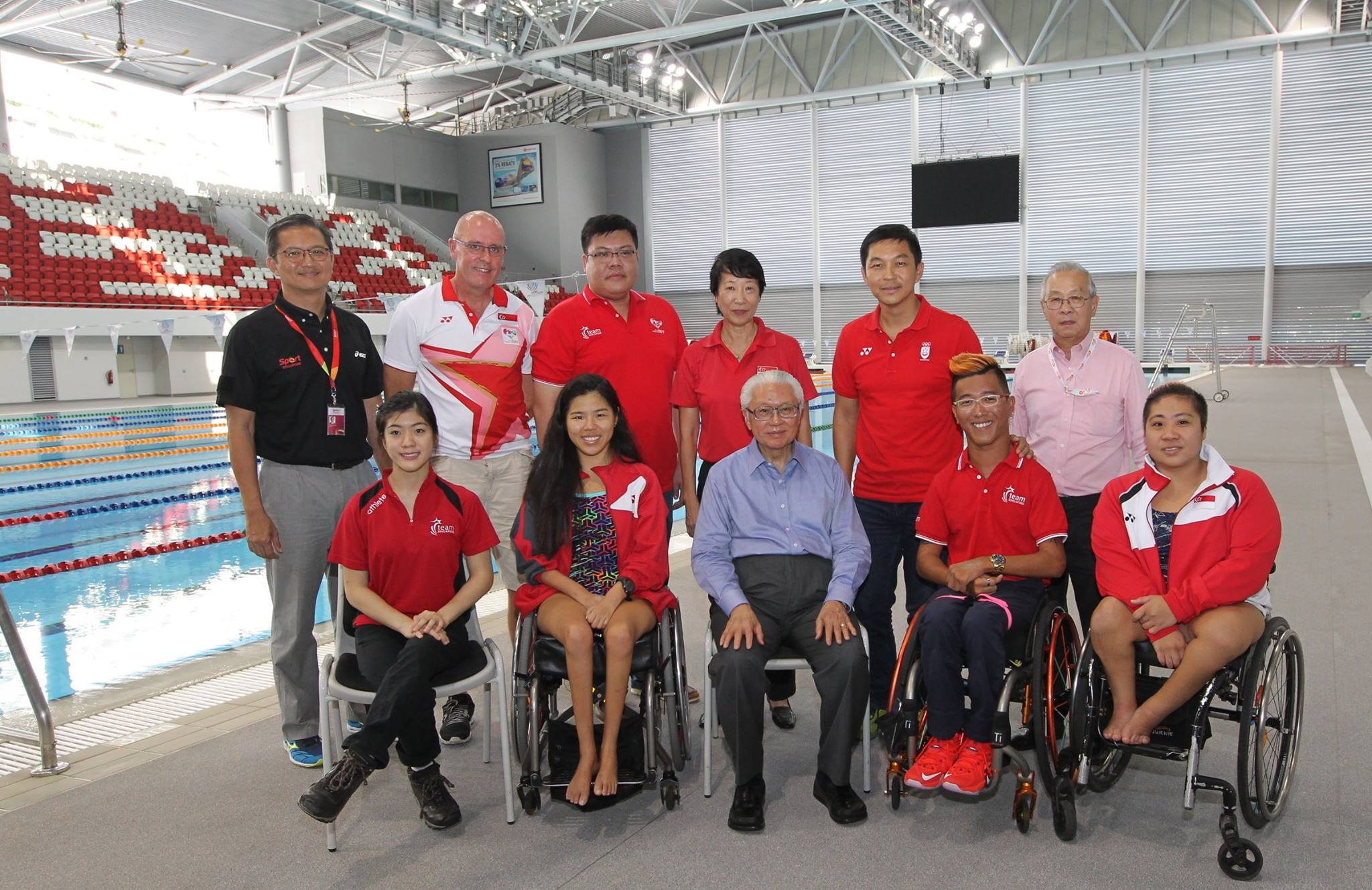 Team Singapore selected for Rio 2016 Paralympic Games ...