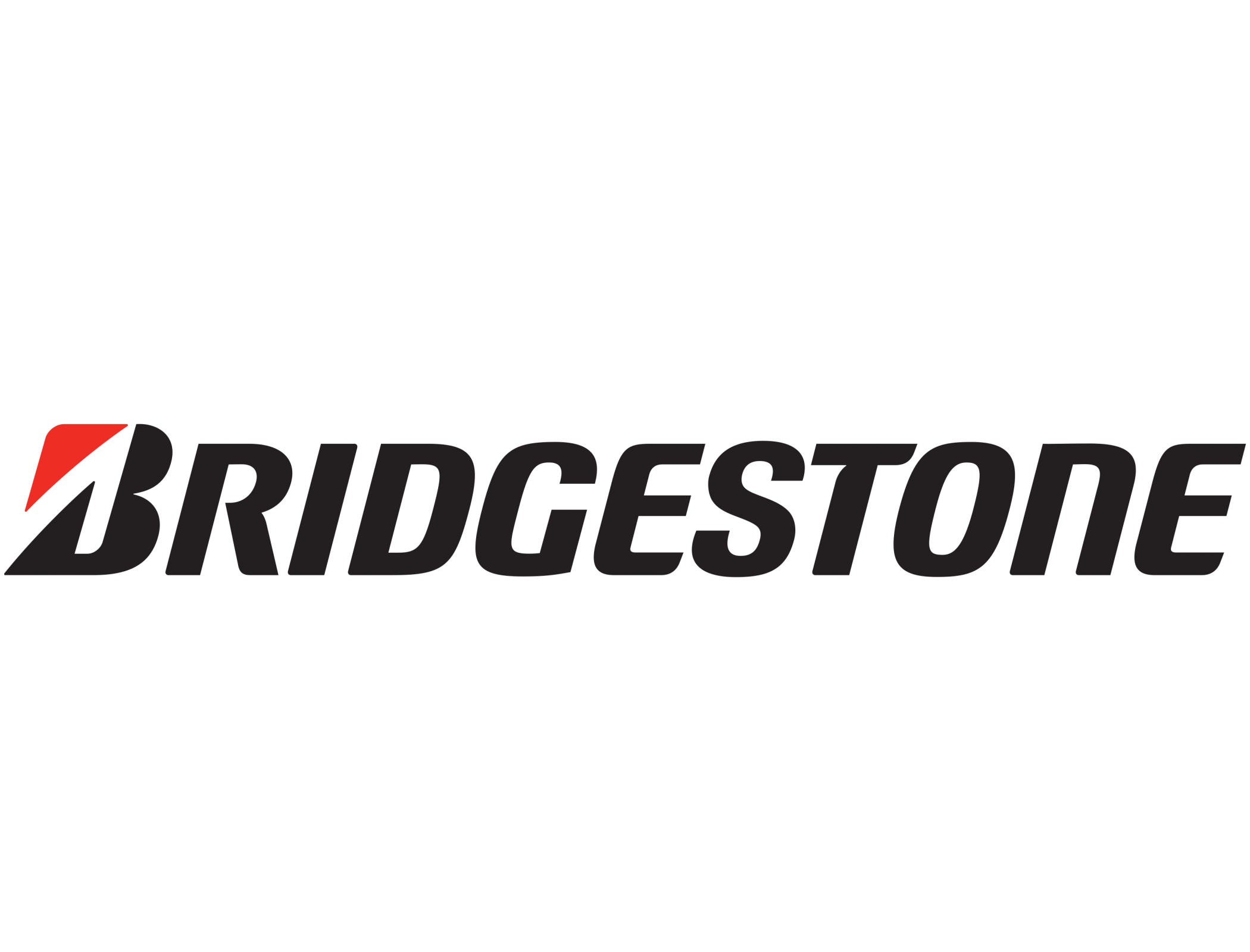Bridgestone Logo - Original