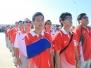 Day 2 - Myanmar Flag Presentation Ceremony
